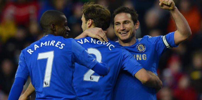 """Chelsea """"Stoke"""" yaptı!"""