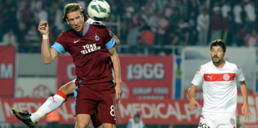 Trabzon kupayı sevdi!
