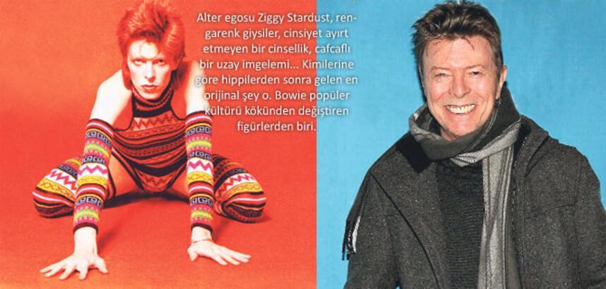 Şaşırt bizi Bowie