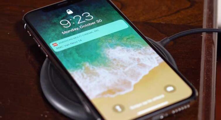 iPhone X'in kablosuz ve hızlı şarj özelliklerinden nasıl yararlanabilirsiniz?