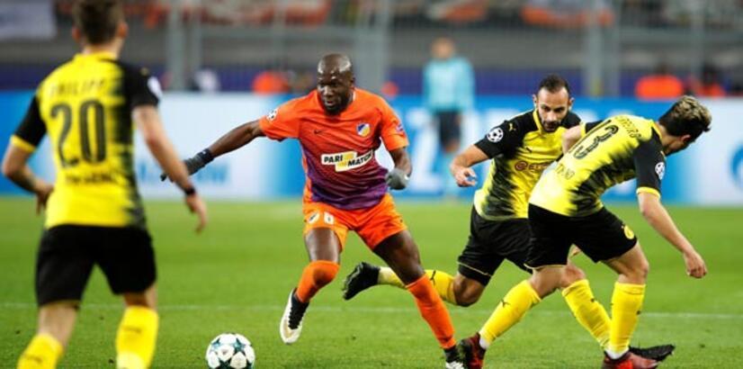 Eski Adana Demirsporlu futbolcu Dortmund'u yine yıktı