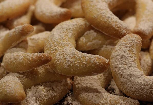 Pişmaniye kurabiye tarifi