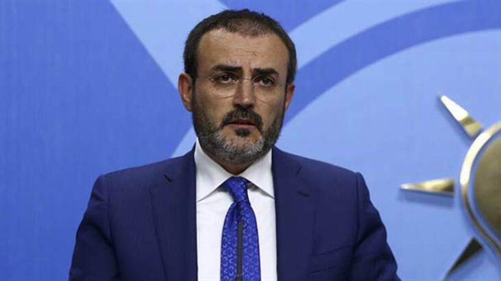 Son dakika: AK Parti Sözcüsü Ünal'dan sert sözler!