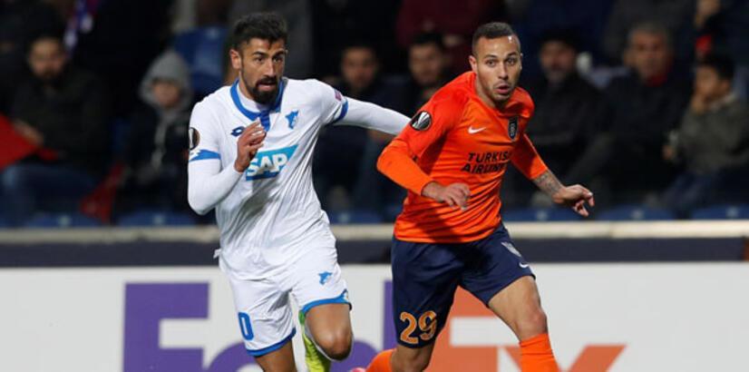 Kerem Demirbay, Başakşehir'e karşı 11 oynadı