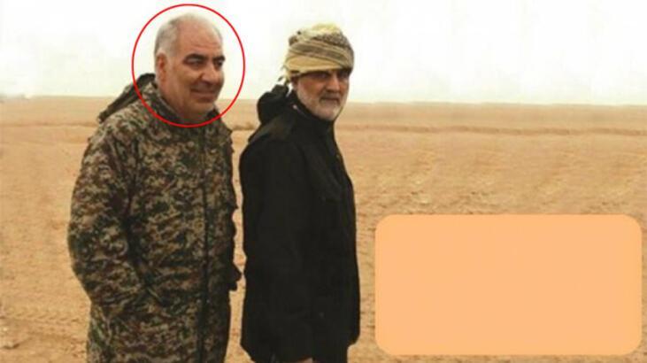 Son dakika... İranlı general Süleymani'nin yardımcısı Suriye'de öldürüldü
