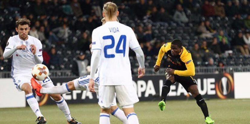 Dinamo Kiev turu garantiledi!