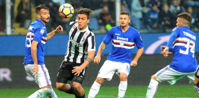 Sampdoria-Juventus: 3-2