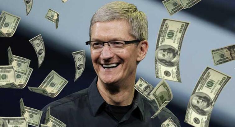 Apple'ın net kar ve geliri arttı! iPhone satışları yüzde 2.5 yükseldi