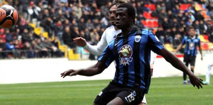 Kayseri Erciyesspor: 1 - G.Antep B.Belediyespor: 1
