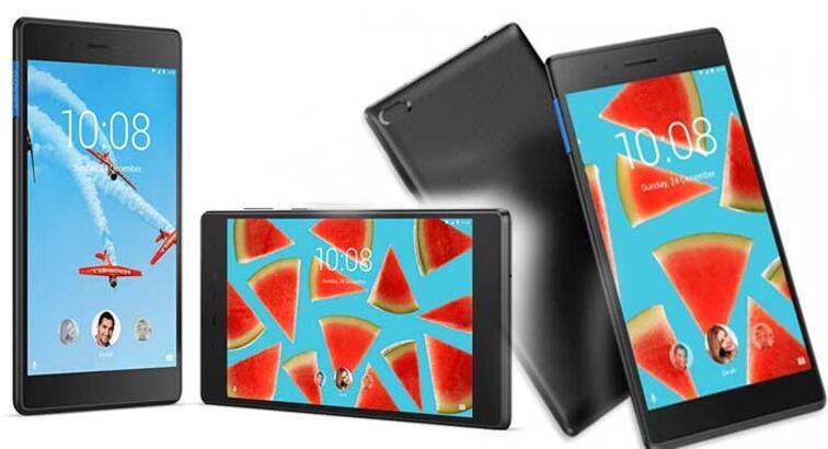 Lenovo uygun fiyatlı tabletleri Tab 7 ve Tab 7 Essential'ı duyurdu