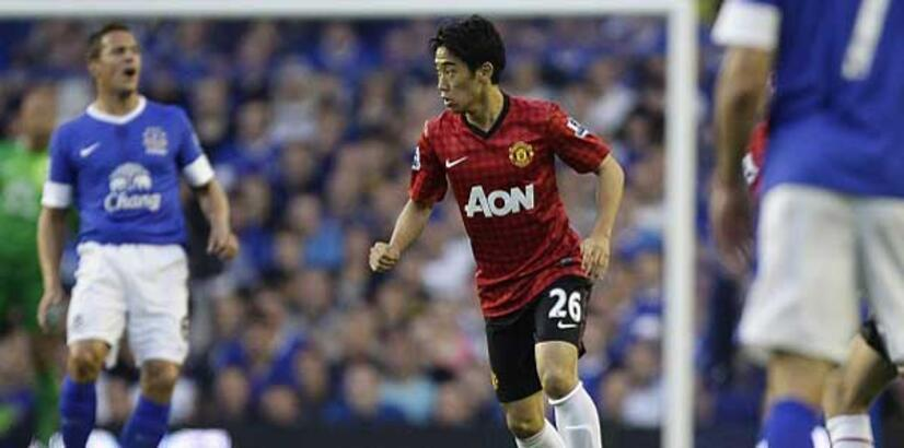 Lider M.United, Everton'ı rahat geçti