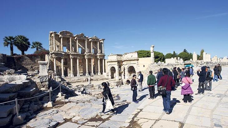 Turizmin kadim başkenti: Efes