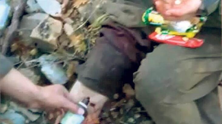 PKK'lı kadın teröriste Mehmetçik şefkati