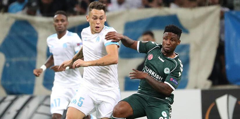 Baydar: Hedefimiz Marsilya maçından 3 puan almak
