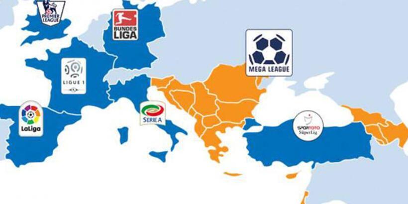 Avrupa'da yeni bir lig kuruluyor