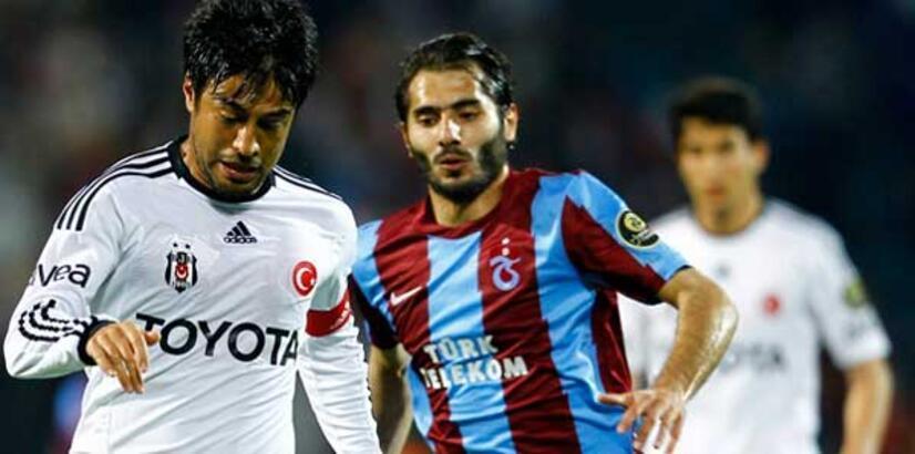 Trabzonspor ile Beşiktaş 116. randevuda