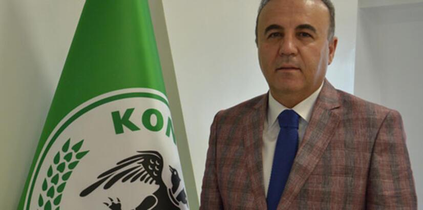 Konyaspor'dan hakem Cüneyt Çakır'a tepki