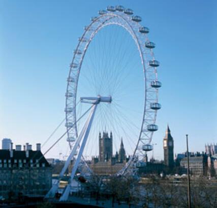 """""""London Eye"""" Continental Lastikleri ile Güvende!"""