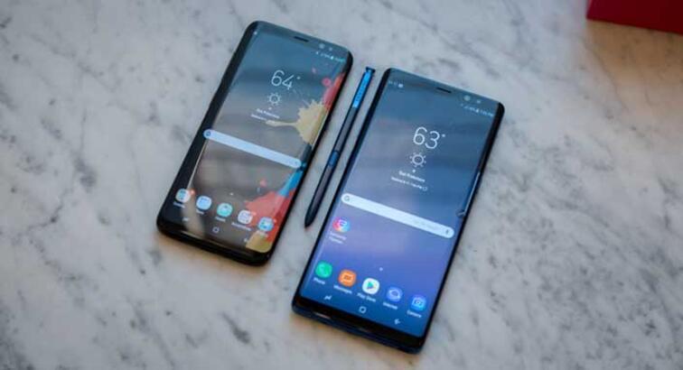 Galaxy S9'un ilk görüntüleri internette paylaşıldı