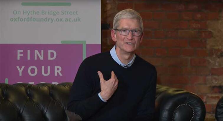 Tim Cook: Steve Jobs'tan entelektüel dürüstlüğü öğrendim