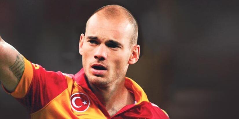 Sneijder dünyada TT oldu