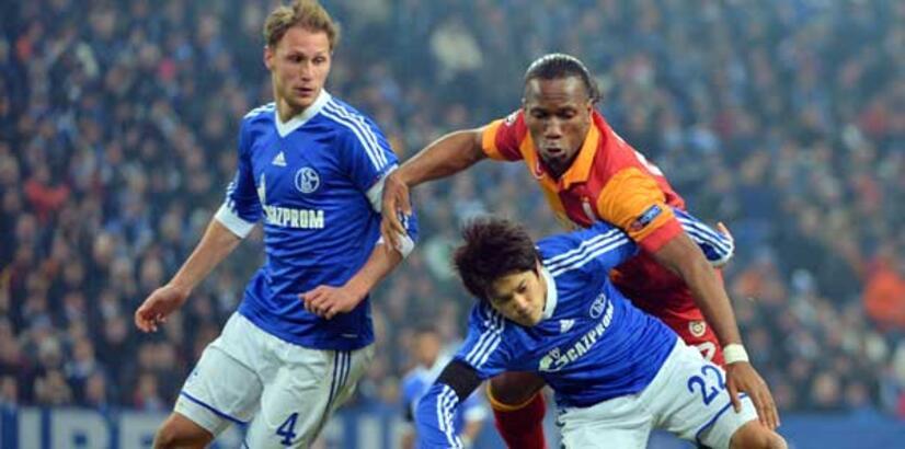 Schalke - Galatasaray maçı öncesi çılgın plan!