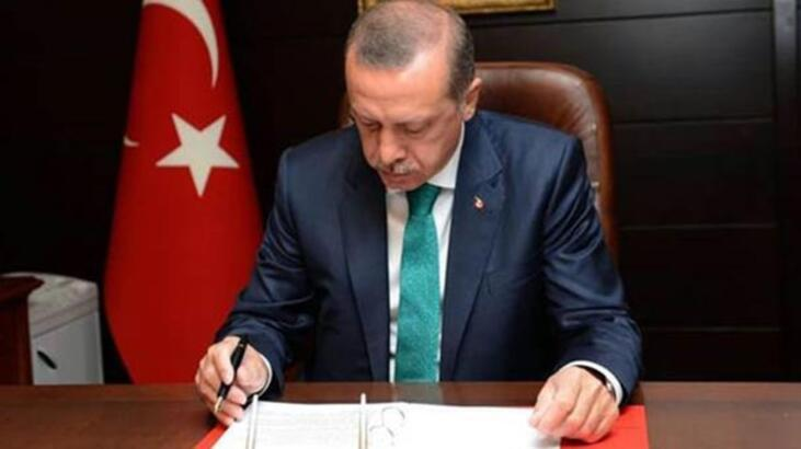 Cumhurbaşkanı Erdoğan'dan kritik onay
