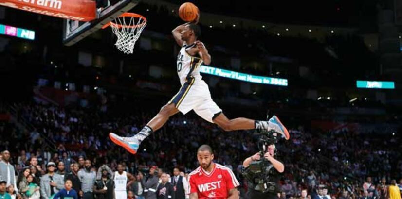 NBA'de smaç yarışması