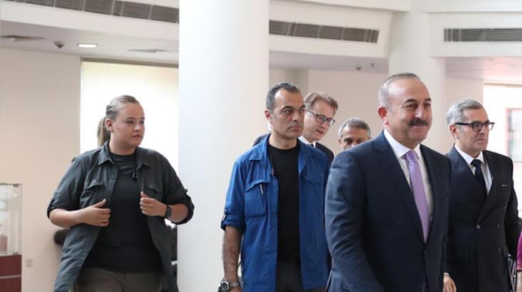 Çavuşoğlu'ndan İran'a sürpriz ziyaret