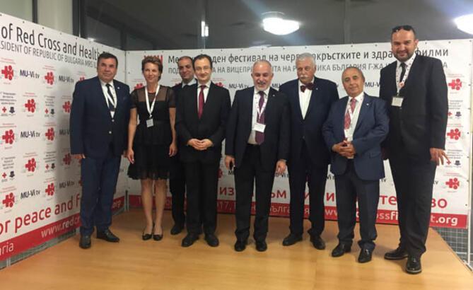 Varna Film Festivali'nden Kızılay'a ödül