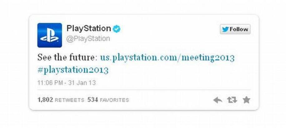 PlayStation 4, 20 Şubat'ta mı tanıtılacak?