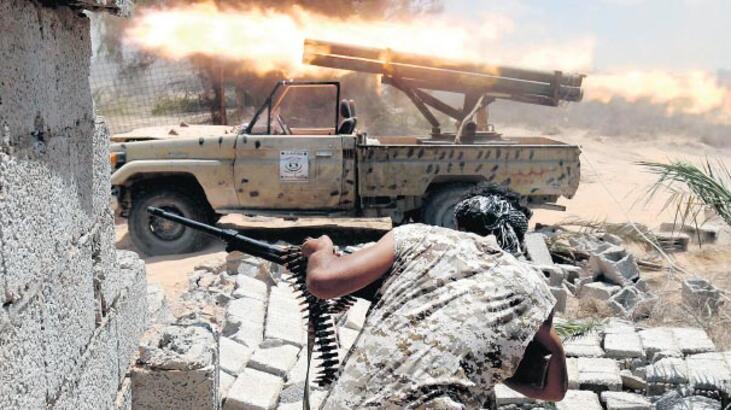 IŞİD, Sirte'den temizlendi