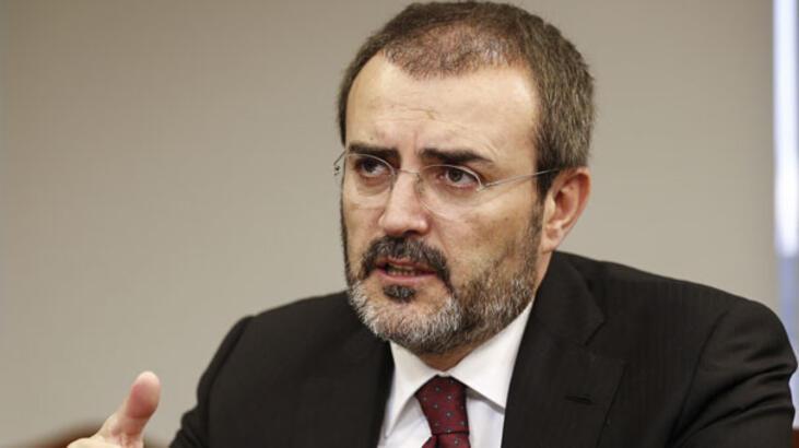 AK Parti Sözcüsü Ünal: Atatürk'ü kullananlarla sorunumuz var