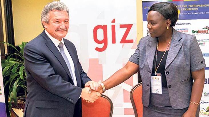 Tüm Afrikalı firmalar 'Dünya Kobi Forumu'nda