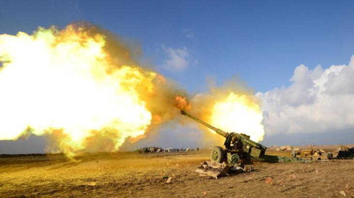 Son dakika... Irak ordusu son darbeyi vuruyor! Saldırı başladı...