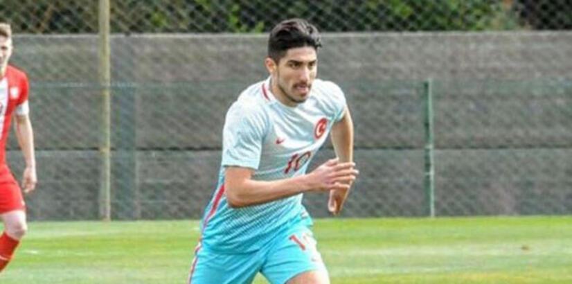 """Milli futbolcu Berkay Özcan: """"Arsenal iki yıldır beni takip ediyor"""""""