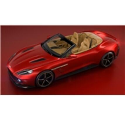Aston Martin Yeni Arabasını Duyurdu