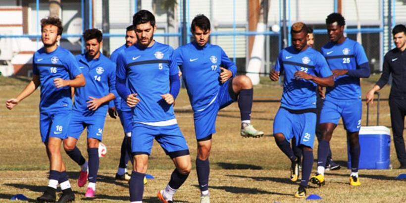 Adana Demirspor'da Gazişehir Gaziantep maçı hazırlıkları