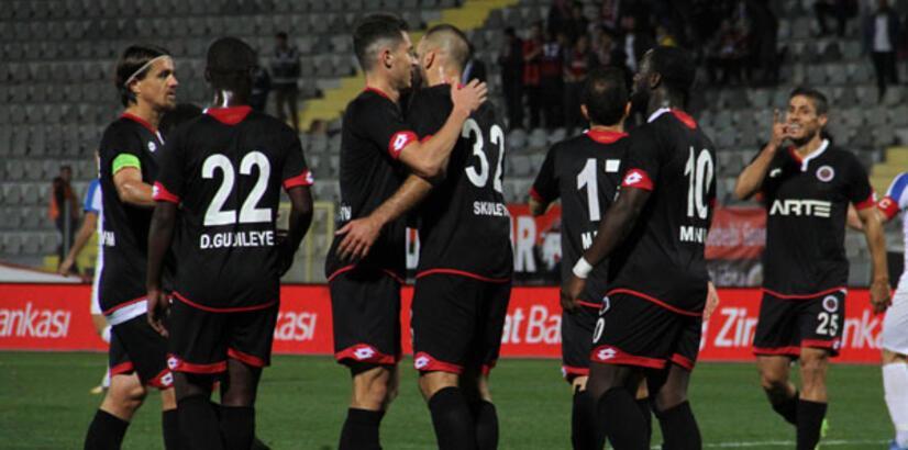 Gençlerbirliği - Tuzlaspor: 3-0