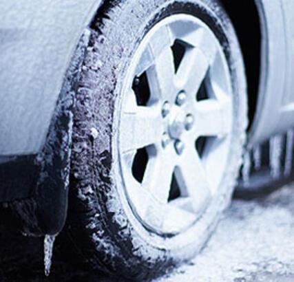 Kış mevsiminde güvenli sürüş için...
