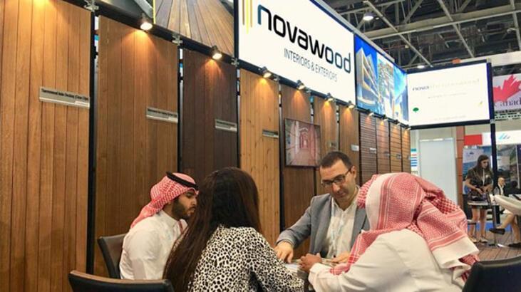 Novawood'dan Orta Doğu çıkarması