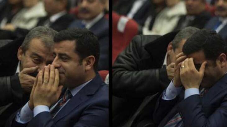 Demirtaş ve Sırrı Süreyya Önder'e şok!