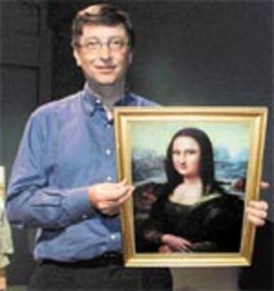 Bu gülüşü en çok Bill Gates seviyor