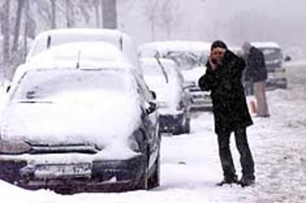 İstanbul'da kar yağışı alarmı...