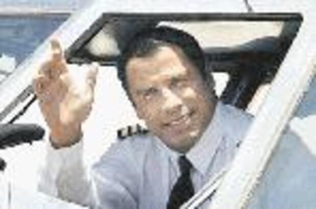 Travolta'ya  uzay daveti