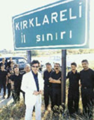 Burhan Öçal, Harbiye Açıkhava Tiyatrosu'nda