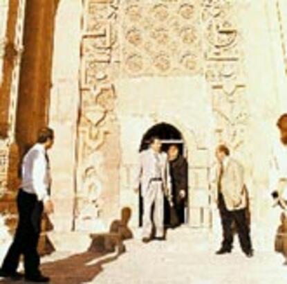 Ulu Cami'nin minberi çalındı