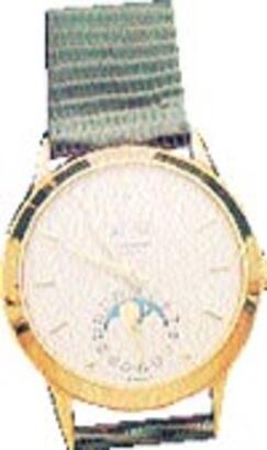 'Saat erkeğin mücevheridir'