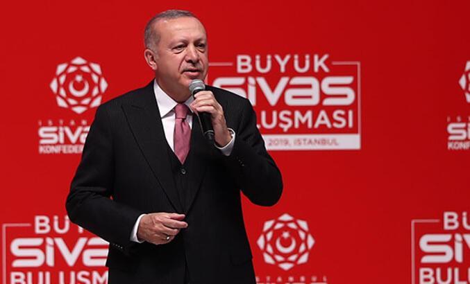 Cumhurbaşkanı Erdoğan: Derslerini sandıkta vereceğiz