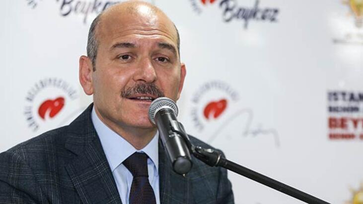 İçişleri Bakanı Soylu: 'Kafalarını bile çıkaramayacaklar'